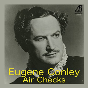 Recordings Conley Cover 118