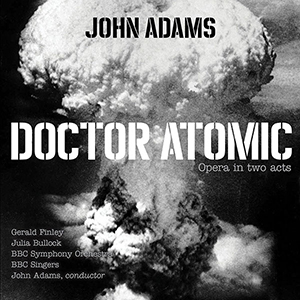 RECORDINGS DOCTOR ATOMIC COVER 1118