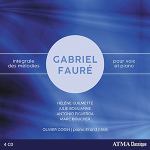 Recordings Faure Cover 1118