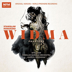 Recordings Widma Cover 1118