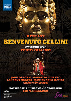 Recordings Cellini Cover 1118