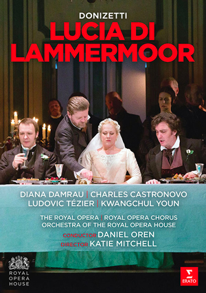 Recordings Lucia di Lammermoor Cover 318