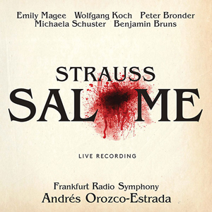 Recordings Salome Cover 518