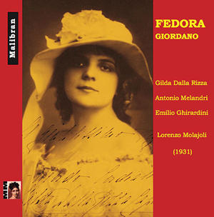 Recordings Giordano Fedora COver 518