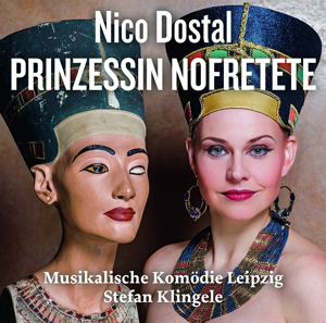 Recordings Prinzessin Nofretete Cover 518