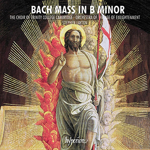 Recordings Bach Mass layton Cover 818