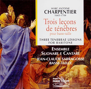 Recordings Charpentier Lecons Cover 918