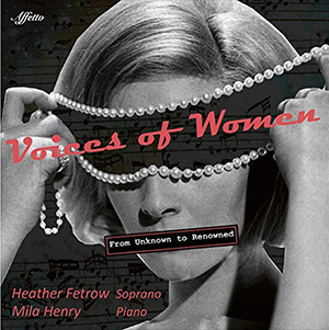 Recordings Voices of Women Cover 119