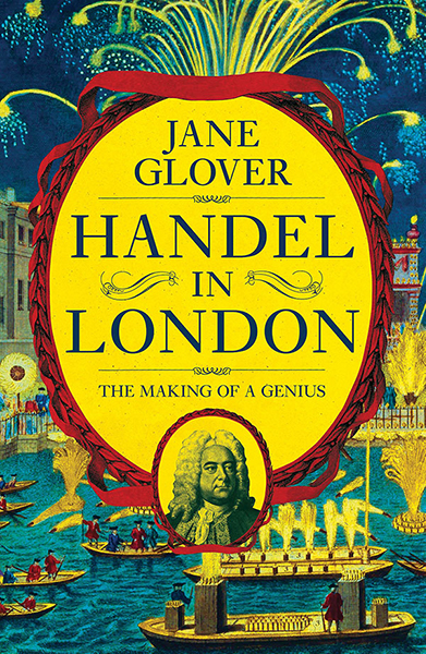 Books Handel in London Cover 219