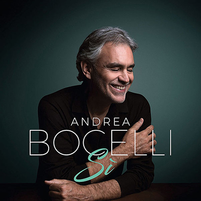 Recordings Bocelli Cover 419