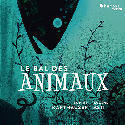 Recordings Animaux Cover 419
